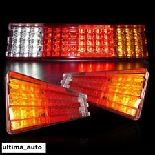 Mercedes Atego Sprinter Chassis Cab Rear Tail led Lights Lamps Left & Right 24V