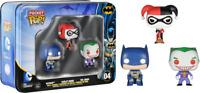Pop! Vinyl--Batman - Batman, Harley Quinn and Joker Pocket Pop! 3-Pack Tin