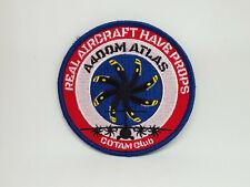 Patch A400M Atlas-real aircraft have props- COTAM Club- militaire