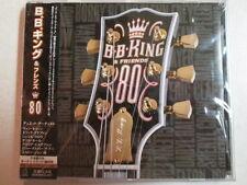 B.B. KING & FRIENDS: 80 JAPAN IMPORT NEW STILL SEALED CD BLUES GUITAR LEGEND HTF