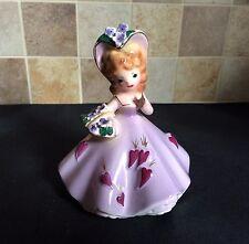 "Josef Original ""February"" vintage figurine"