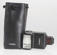 Minolta 2500 Program D Blitzgerät für Digitalkamera #20311839