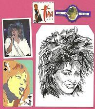 Tina Turner FAB Card Collection C