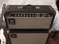 Vintage Music Man RD 100 Amp Head Leo Fender Company (LA/OC Pickup)