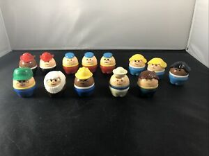 Chunky Little People Lot Of 13