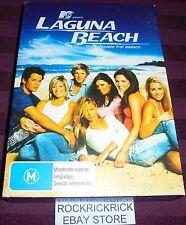 LAGUNA BEACH - THE COMPLETE FIRST SEASON DVD (3 DISC SET) -REGION 4-