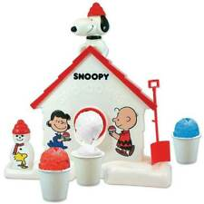 PEANUTS SNOOPY ORIGINAL SNO-CONE MACHINE NEW!