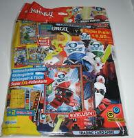 LEGO Ninjago Serie 5 Trading Card Game - Starterpack - Neu & OVP