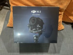 DJI RS 2 Pro Combo 3-Axis Gimbal Stabilizer