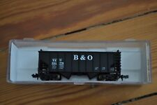MEHANO T474 N Scale Gauge Train WAGON CAR HOOPER BALTIMORE OHIO B&O