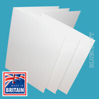 25 x A7 MINI White Card Blanks - RSVPs Thank You Cards Handmade Craft Projects