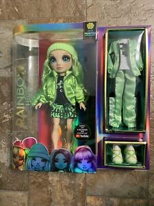 Rainbow High Jade Hunter - Green Fashion Doll with 2 Outfits - New for 2020!