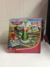 Disney Planes Action shifters Fill 'n' Fly Station new & sealed in box playset