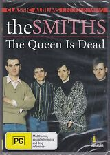 THE SMITHS - THE QUEEN IS DEAD - CLASSIC ALBUMS UNDER REVIEW - DVD