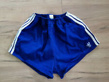 ADIDAS shorts cotton! BRAZIL! retro vintage rare old! 5,5/6 ! L - adult$