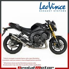 YAMAHA FZ8/FAZER 8 2011 11 LEOVINCE SCARICO LV ONE EVO ACCIAIO INOX 8277E
