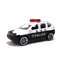 Dacia Duster Japan Police Majorette Cars 225A Die-Cast Toy car 1:64 Rare