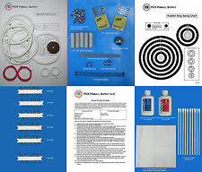 1973 Gottlieb High Hand Pinball Deluxe Tune-up Kit - Includes Rubber Ring Kit