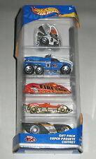 Hot Wheels 5-Pack Gift Pack EXTREME CITY Hypermite Road Rocket Shredster 56140
