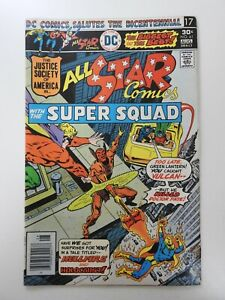 All-Star Comics #61 Starring Power Girl! Sharp VG+ Condition!!