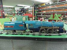 mth standard gauge #10-1291-1 blue/brass,RARE