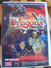 Dragons - Fire & Ice (DVD, 2005)