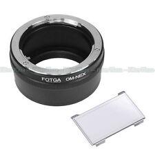 Olympus OM Lens to Sony E-Mount NEX3 NEX5 NEX-7 EX-5N NEX-C3 NEX-5C Adapter Ring