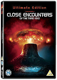Close Encounters Of The Third Kind (DVD) 3 DISC SET NEW SEALED FREEPOST