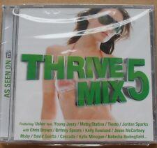 Thrive Mix 5-Kylie Minogue, Jesse MC CARTNEY, entre autres-cd neuf et neuf dans sa boîte