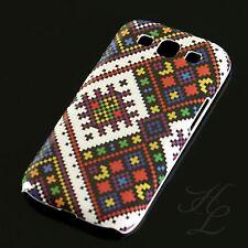 Samsung Galaxy s3 i9300 neo hard celular cáscara, funda protectora, funda, protección motivo estuche multicolor