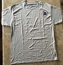 The Who T-Shirt Size Xl-Custom Made-Bullseye Sewn Patch-Hanes ComfortSoft-New