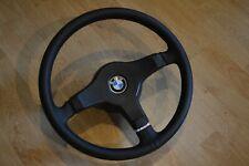 BMW M Technic I Steering Wheel 385MM M Tech 1 E24 E28 E30 E32 E34 M5 Renovated
