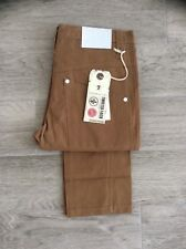 MENS TWISTED FAITH TWISTED CHINOS IN TAN BUTTON FLY SIZE WAIST 30 LEG 32
