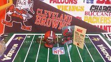 NFL Teenymates 2017 Series 6 Cleveland Browns DE Myles Garrett Figurine