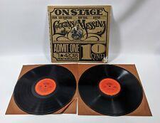 Loggins And Messina On Stage Vinyl 2 LP Live