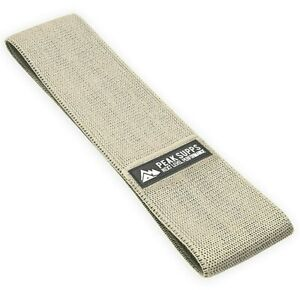 Fabric Resistance Band - Moderate/Heavy Strength Grey - NON SLIP Hip Circle Band