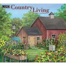2019 Lang Country Living Wall Calendar by Colleen Eubanks NEW