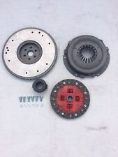 Ford Pinto lightened flywheel & uprated sports clutch combi kit  (LUK) 135 Tooth