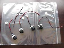 Intellitronix Gauge Set Supplement Turn Signals Highbeam Brake Dash Lights LEDs