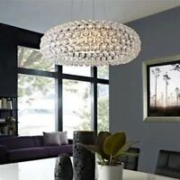 Modern Foscarini Caboche Pendant Light Elegant style Lustres Cristal lustres