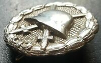 Imperial German Army Wound Badge in Silver 100% Original