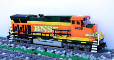 Custom Lego BNSF C44-9W Train Engine