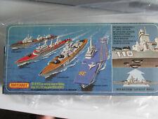 MATCHBOX Sea Kings K-305 submarine ch, in OVP;Zustand neuwertig siehe Bilder.