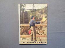 Hauptmann, Das Geheimnis von Sosa, Talsperre im Höllengrund, Sachsen, DDR 1950