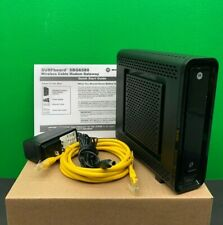 ARRIS Motorola SBG6580 DOCSIS 3.0 Cable Modem Router Comcast Xfinity COX TWC