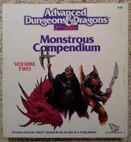 MC4: Monstrous Compendium DragonLance Appendix - Dungeons & Dragons - TSR #3