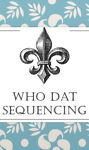 Who Dat Sequencing