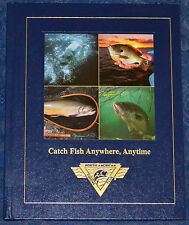 """NORTH AMERICAN FISHING CLUB """"Catch Fish Anywhere, Anytime"""", DICK STERNBERG 2011"""
