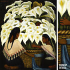 """32W""""x40H"""" CALLA LILY VENDOR by FRIDA KAHLO and DIEGO RIVERA - CHOICES of CANVAS"""