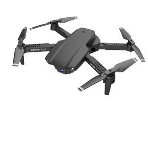 DRONE QUADRICOTTERO PIEGHEVOLE CON DOPPIA TELECAMERA 4K APP SMARTPHONE